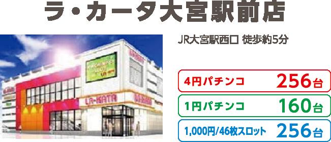 ラ・カータ大宮駅前店